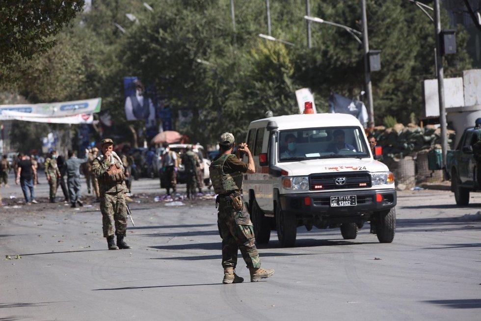 Afganistanas (nuotr. SCANPIX)