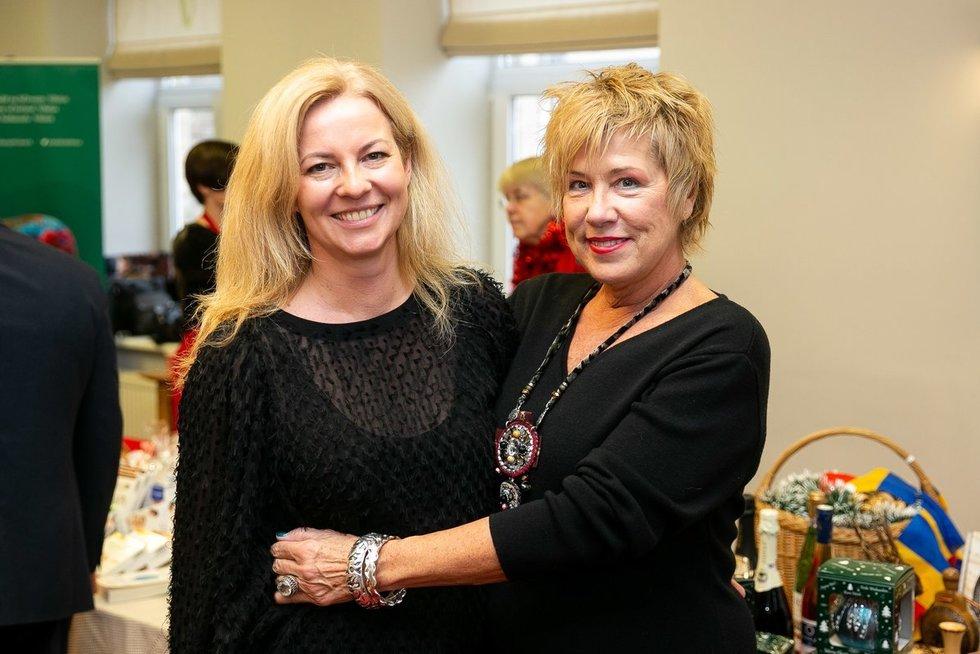 Jurgita Butkeviciene ir Lidija Rasutis (nuotr. Organizatorių)