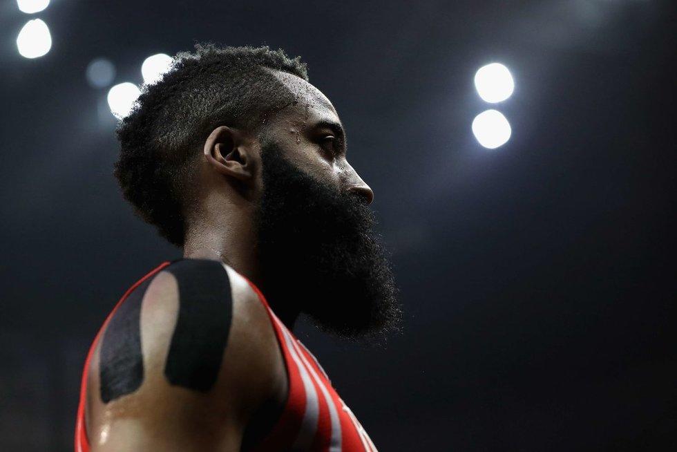 NBA naktis (nuotr. SCANPIX)