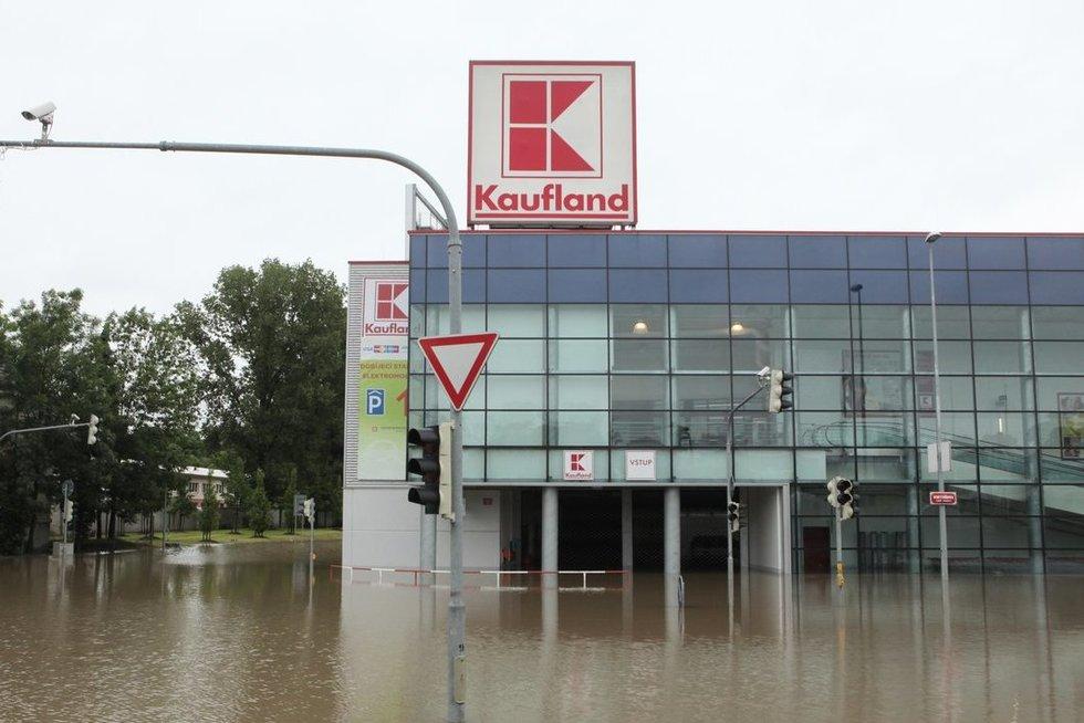 Kaufland (nuotr. 123rf.com)