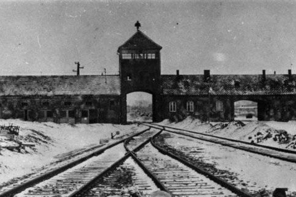 Tragiški Holokausto aukų portretai (nuotr. pinterest.com)