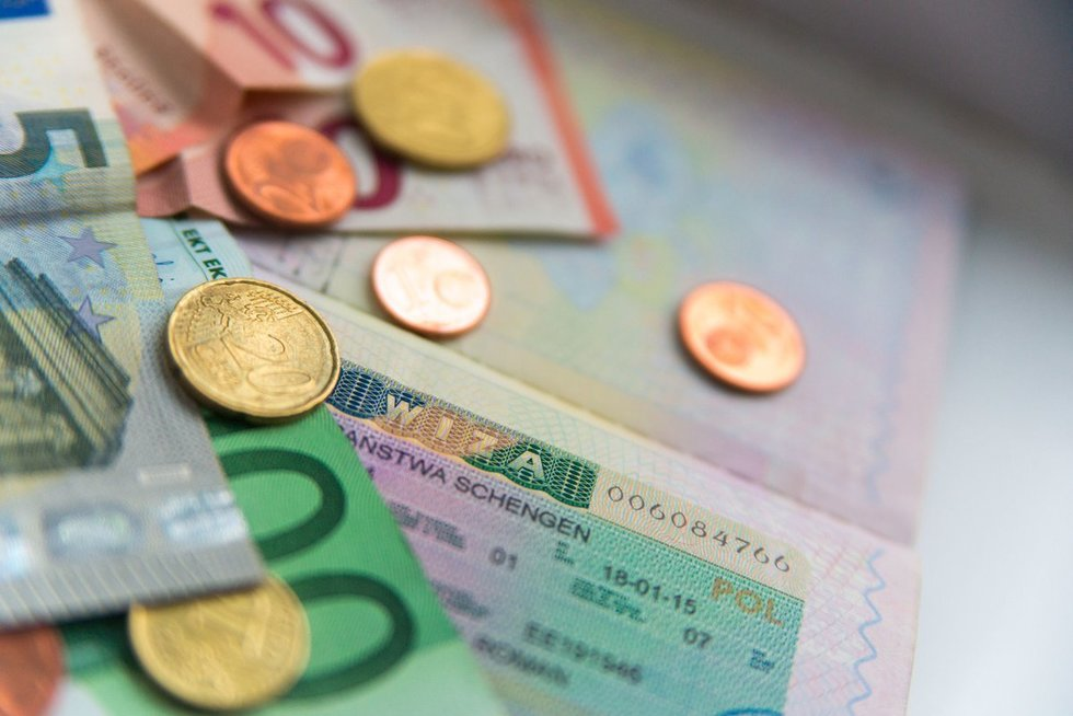 Išlaidos (nuotr. 123rf.com)