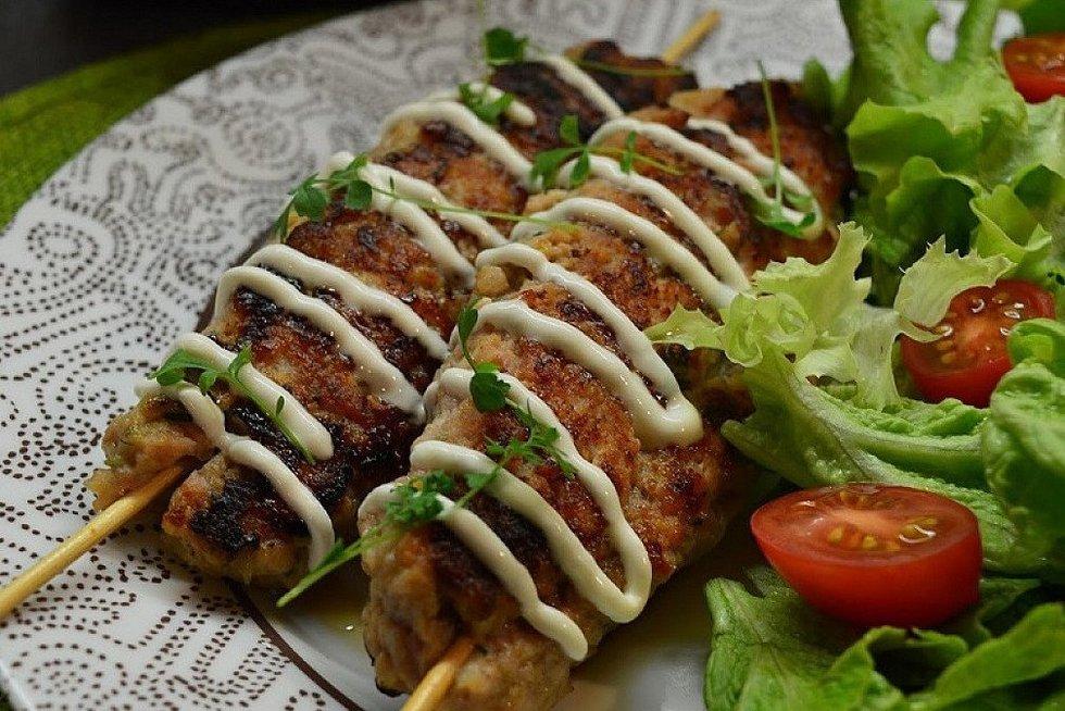 Vištienos kebabai (Skanūskąsneliai nuotr.)