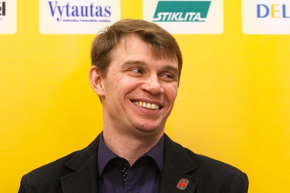Igoris Morinas (nuotr. Tv3.lt/Ruslano Kondratjevo)