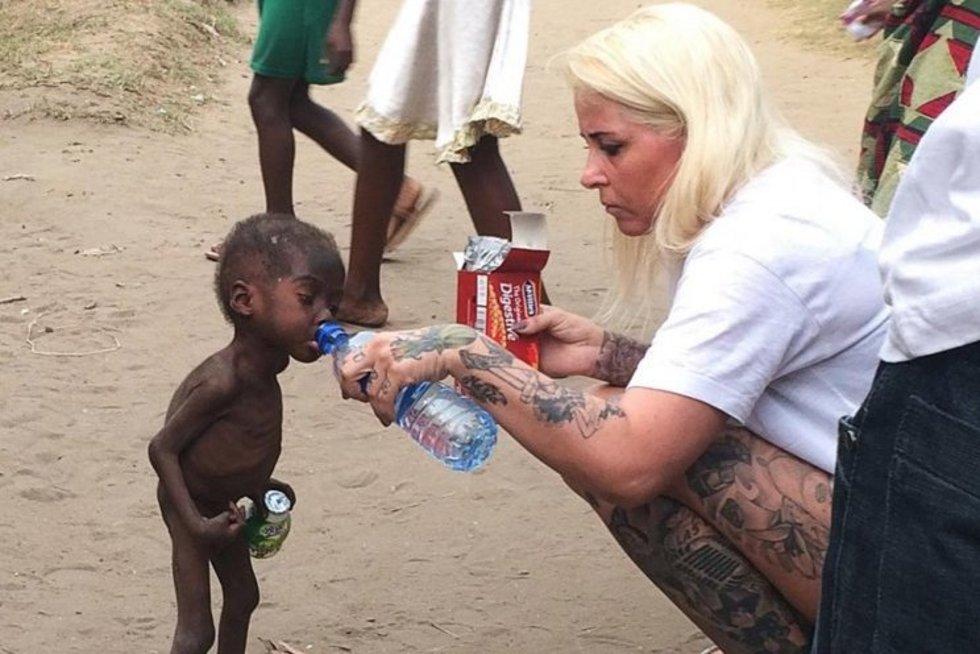 Neįtikėtina, kaip šis mažylis atrodo dabar (nuotr. Instagram)