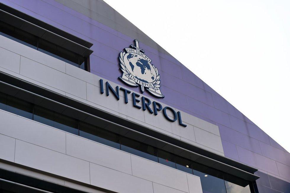 Interpolas (nuotr. SCANPIX)