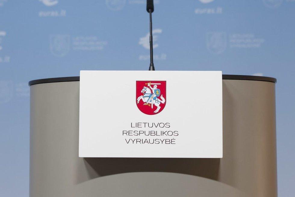 Lietuvos Respublikos Vyriausybė (nuotr. Fotobankas/Inga Juodytė)