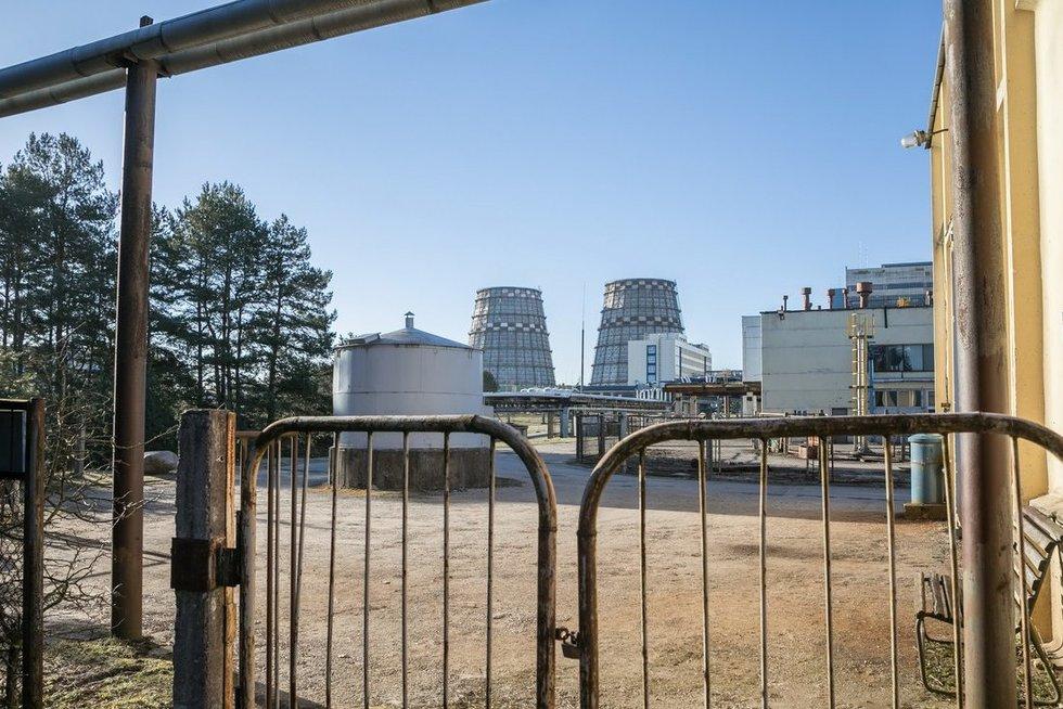 Vilniaus šilumos tinklai išrininko valdybą (nuotr. Sauliaus Žiūros)
