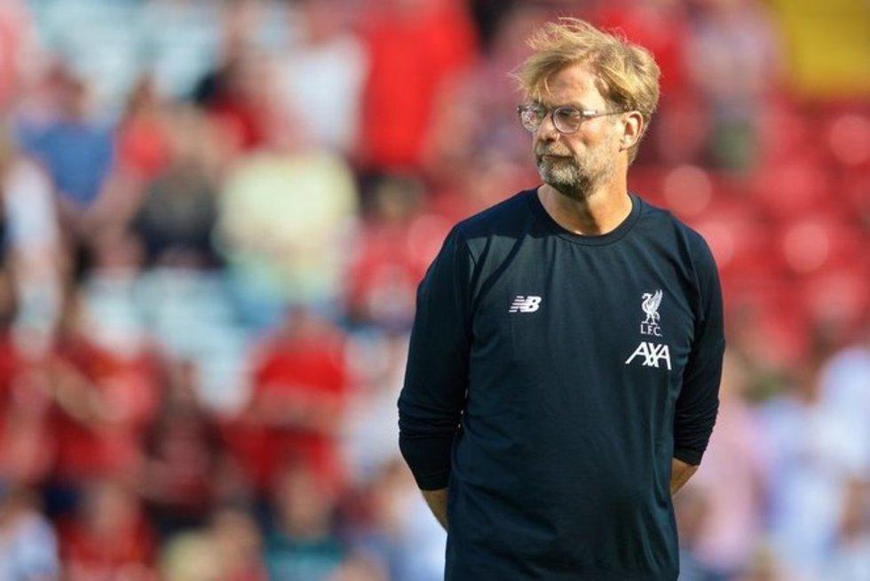 """""""Liverpool"""" klubo vyriausiasis treneris Jurgenas Kloppas (nuotr. SCANPIX)"""