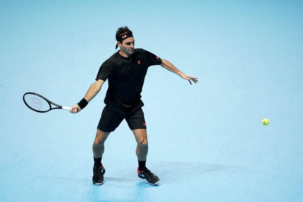 R. Federeris (nuotr. SCANPIX)