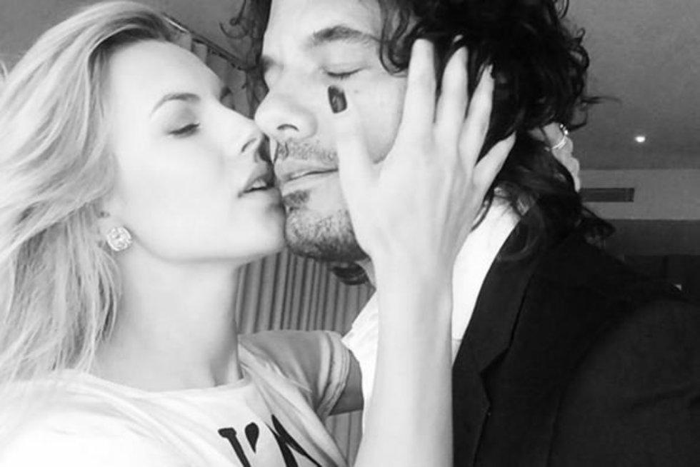 Mario Cimarro ir Deimantė Andriuškaitė (nuotr. Instagram)