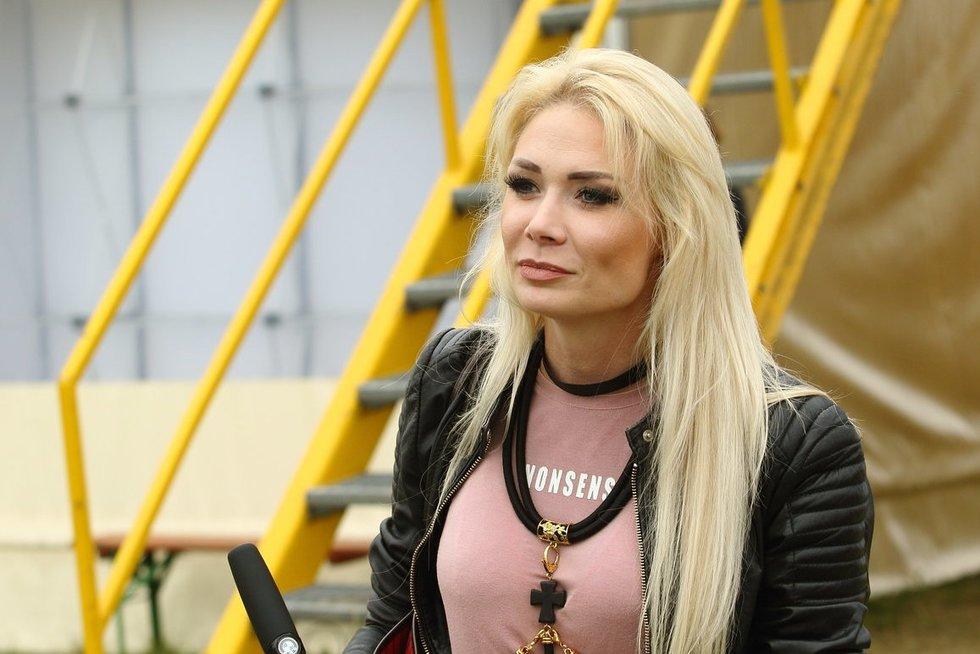 Natalija Bunkė (nuotr. Tv3.lt/Ruslano Kondratjevo)