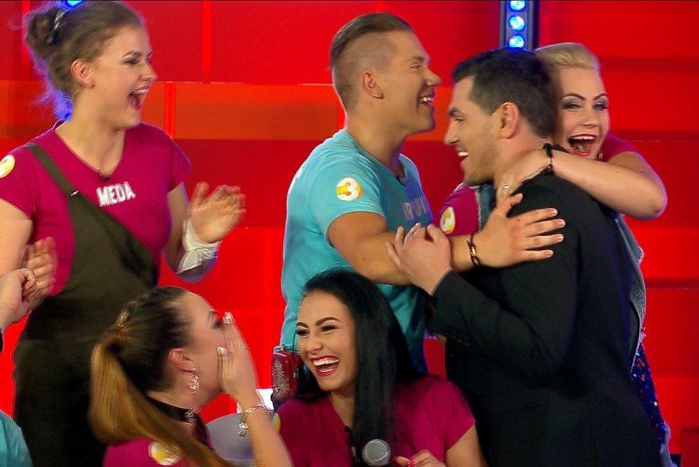 """2 Barai"" (nuotr. TV3)"