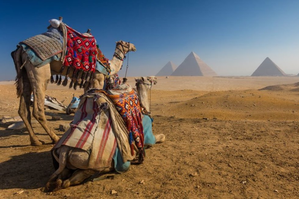 Egiptas (nuotr. 123rf.com)