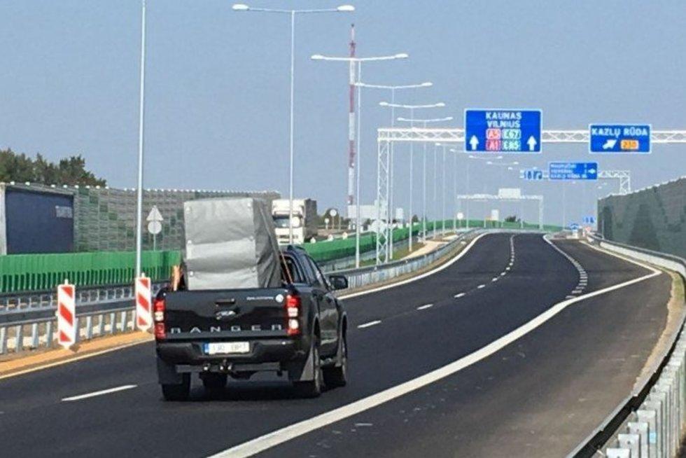 Pavojai Lietuvos keliuose (LR Vyriausybės)