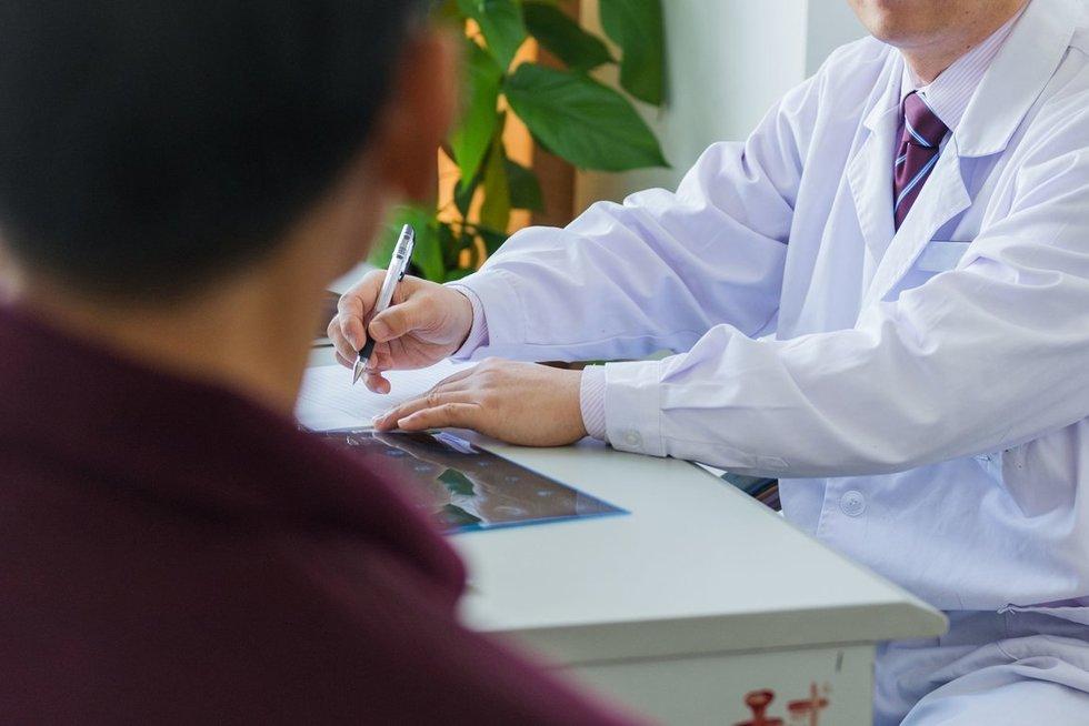 Šeimos gydytojas (nuotr. 123rf.com)
