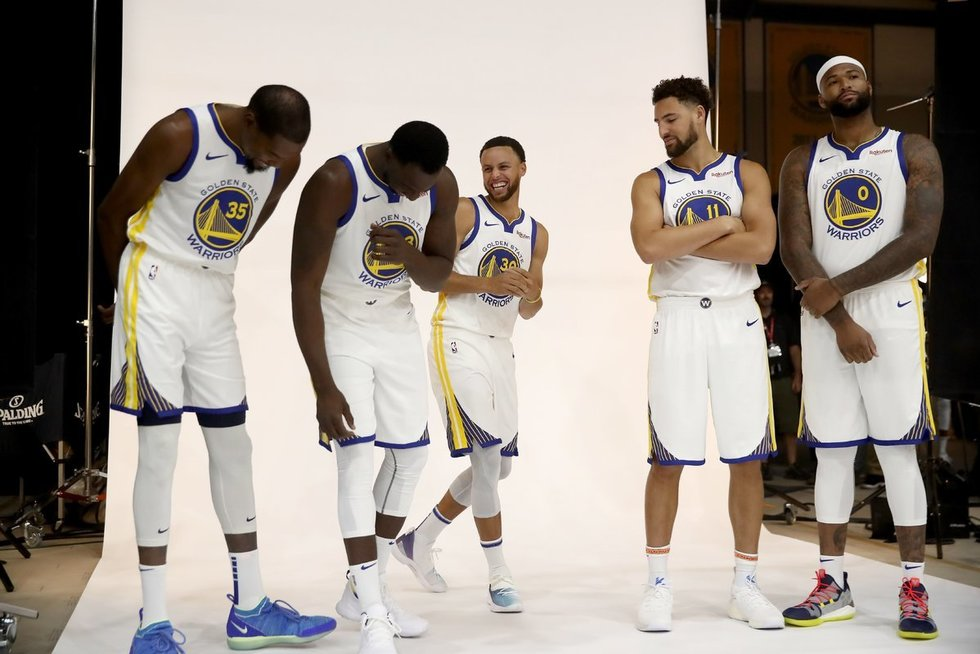 NBA žiniasklaidos dienos akimirkos (nuotr. SCANPIX)
