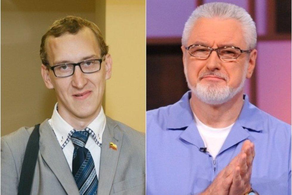 Mindaugas Jonušas, Alvydas Unikauskas (tv3.lt koliažas)