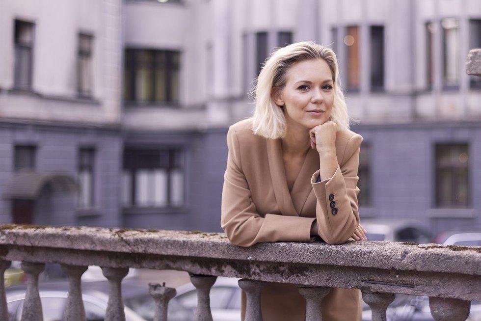 Monika Linkytė (nuotr. Organizatorių)