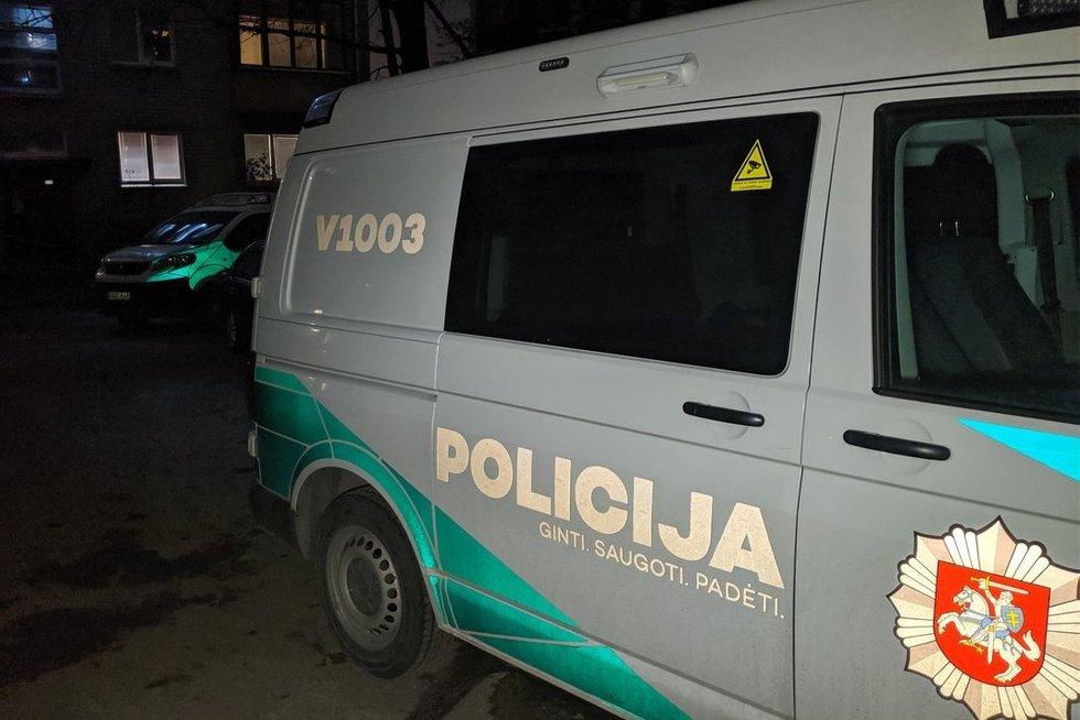 Išpuolis Kauno rajone. Asociatyvi nuotrauka (nuotr. Broniaus Jablonsko)