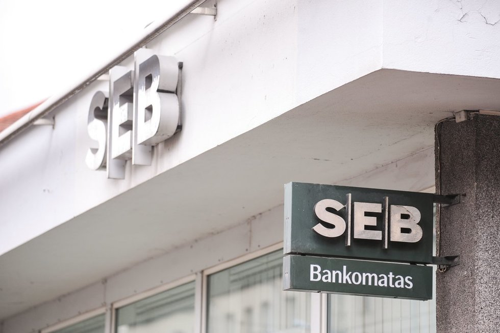 SEB bankas (nuotr. Fotodiena.lt)