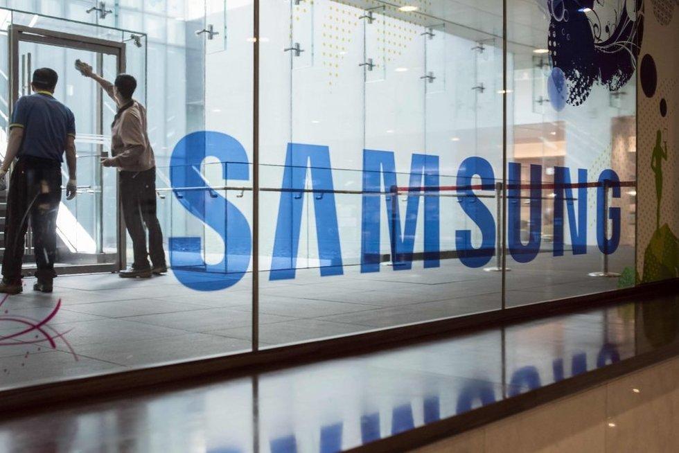 """""""Samsung"""" problemos atskleidė daugiau nei tikėtasi (nuotr. SCANPIX)"""