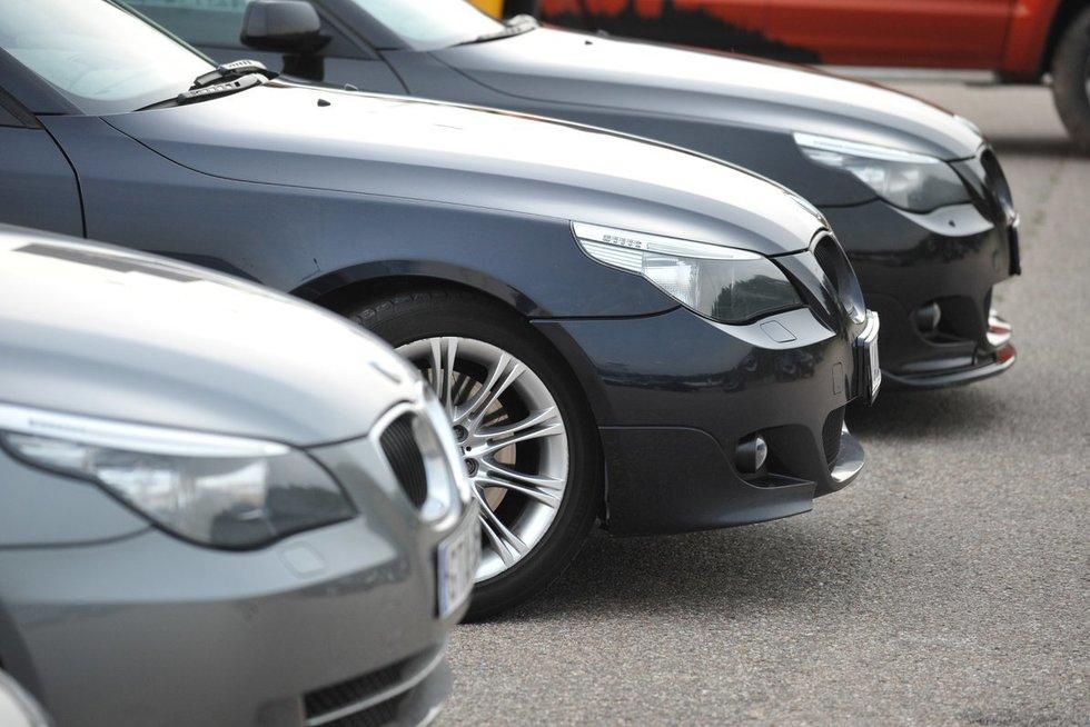 Automobiliai (nuotr. Fotodiena.lt)