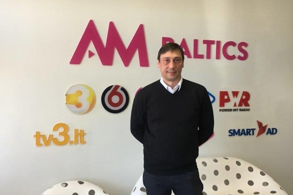 Martynas Žilionis (nuotr. tv3.lt)