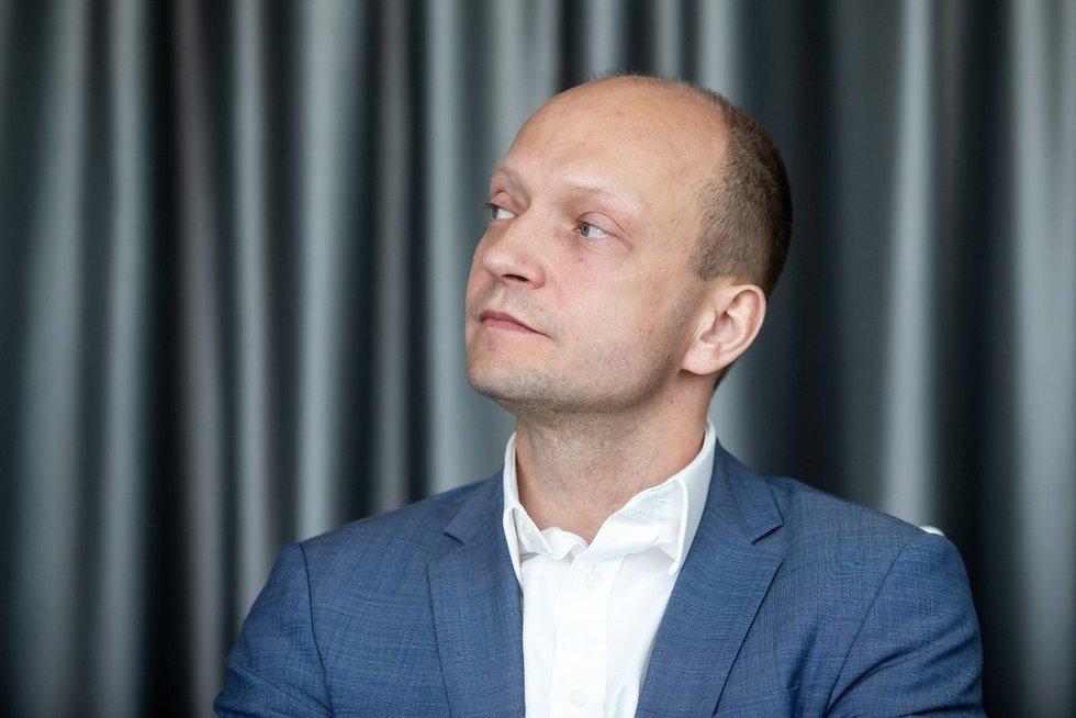 Nerijus Mačiulis (Fotodiena/Justinas Auškelis)