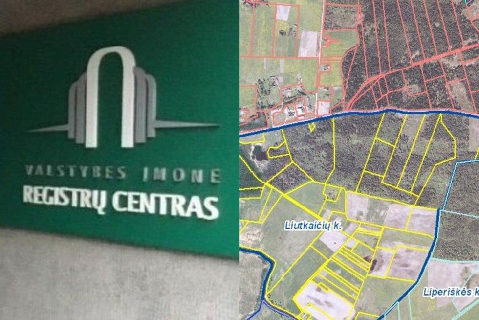 Perspėjimas gyventojams: gali kilti problemų deklaruojant gyvenamąją vietą (tv3.lt fotomontažas)