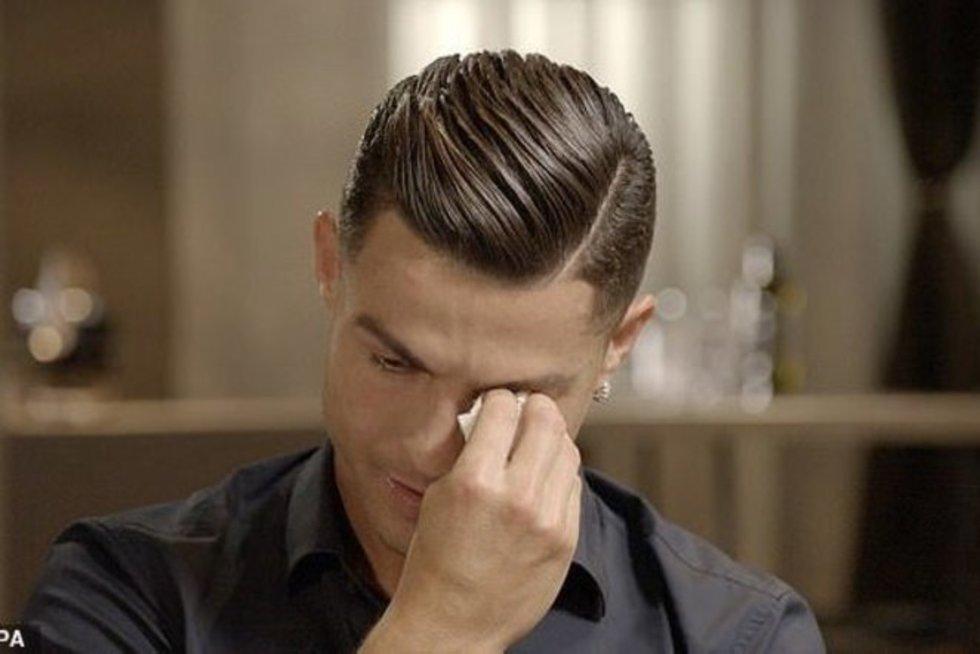 C. Ronaldo  (nuotr. stop kadras)