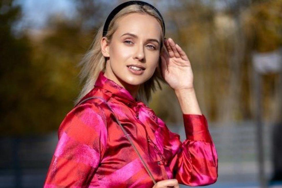 Viktorija Šaulytė (nuotr. Organizatorių)