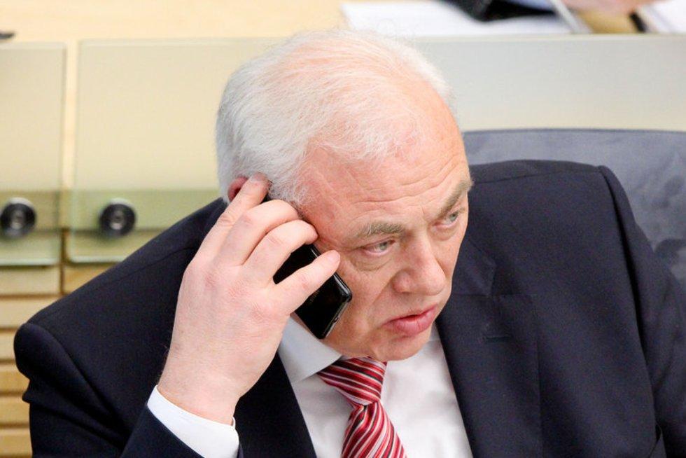 Dailis Alfonsaa Barakauskas (nuotr. Fotodiena.lt/Ievos Budzeikaitės)