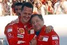M.Schumacheris ir J.Todtas (nuotr. SCANPIX)
