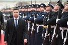 Ukrainos prezidentas (nuotr. Fotodiena/Matas Baranauskas)