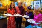 Princas Williamas ir Kate Middelton dalyvavo laidoje, kurioje gamino pyragą (nuotr. Instagram)