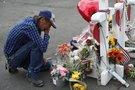 Šaudynių metu nušautos moters vyras išplatino jautrią žinutę (nuotr. SCANPIX)