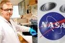 Biržietis stažuosis NASA (nuotr. SCANPIX) tv3.lt fotomontažas