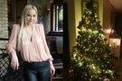 Vilija Pilibaitytė-Mia ir jos namų Kalėdinė eglė (tv3.lt fotomontažas)