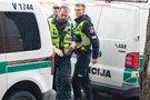 Policijos pareigūnai (nuotr. Broniaus Jablonsko)