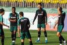 Portugalijos rinktinės treniruotės akimirkos (Paulius Peleckis/Fotobankas)