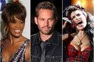 Whitney Houston, Paul Walker, Amy Winehouse (tv3.lt fotomontažas)