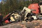 """Šiurpi avarija greitkelyje (nuotr. """"Facebook"""")"""