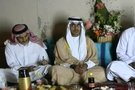 Bin Ladeno sūnus Hamza (nuotr. stopkadras)
