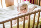 Kūdikis išmiegos visą naktį: šis patarimas – stiprių nervų tėvams