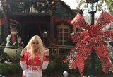 Už Atlanto Kalėdas švęsianti Simona Milinytė: šiuo laikotarpiu sunku nustoti verkti