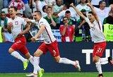EURO 2016: lenkų egzaminas šiaurės airiams buvo per sunkus