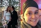 Jaudinanti moters išpažintis: tą pačią dieną ir sužadėtuvės, ir skaudi diagnozė