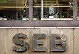 SEB interneto bankas stringa visą dieną –iki 18 val. jis dar neveikė