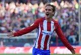 """Ištikimybės įrodymas: Antoine`as Griezmannas sudarė įspūdingą sutartį su """"Atletico"""""""